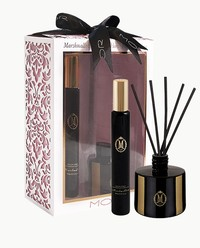 MOR Gift Set - Heavenly Home Fragrance Duo (Marshmallow)