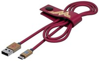 Tribe: Micro-USB Line Cable - Wonder Woman (1.2m)