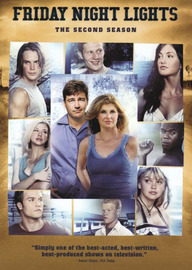 Friday Night Lights - The 2nd Season (4 Disc Slimline Set) on DVD