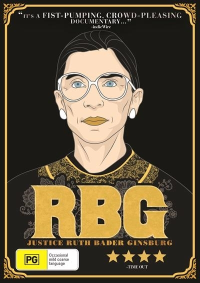 RBG on DVD image