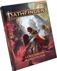 Pathfinder Lost Omens World Guide by Tanya DePass