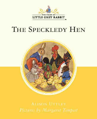 The Speckledy Hen by Alison Uttley image