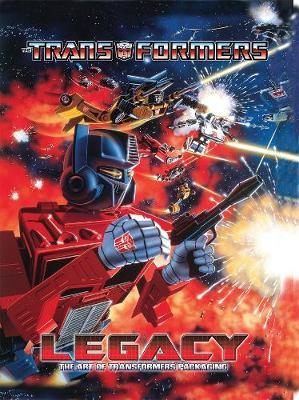 Transformers Legacy The Art of Transformers Packaging by William Forster