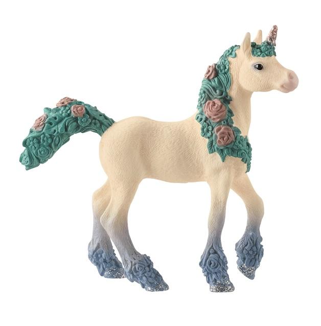 Schleich - Flower Unicorn Foal
