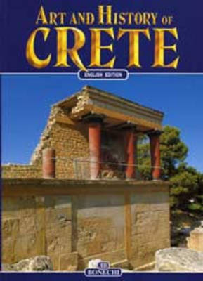 Art and History of Crete by Mario Iozzi image