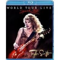 Taylor Swift - Speak Now: World Tour Live on Blu-ray
