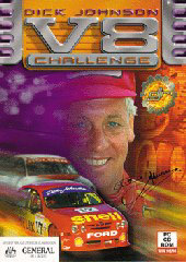 Dick Johnson V8 Challenge for PC Games