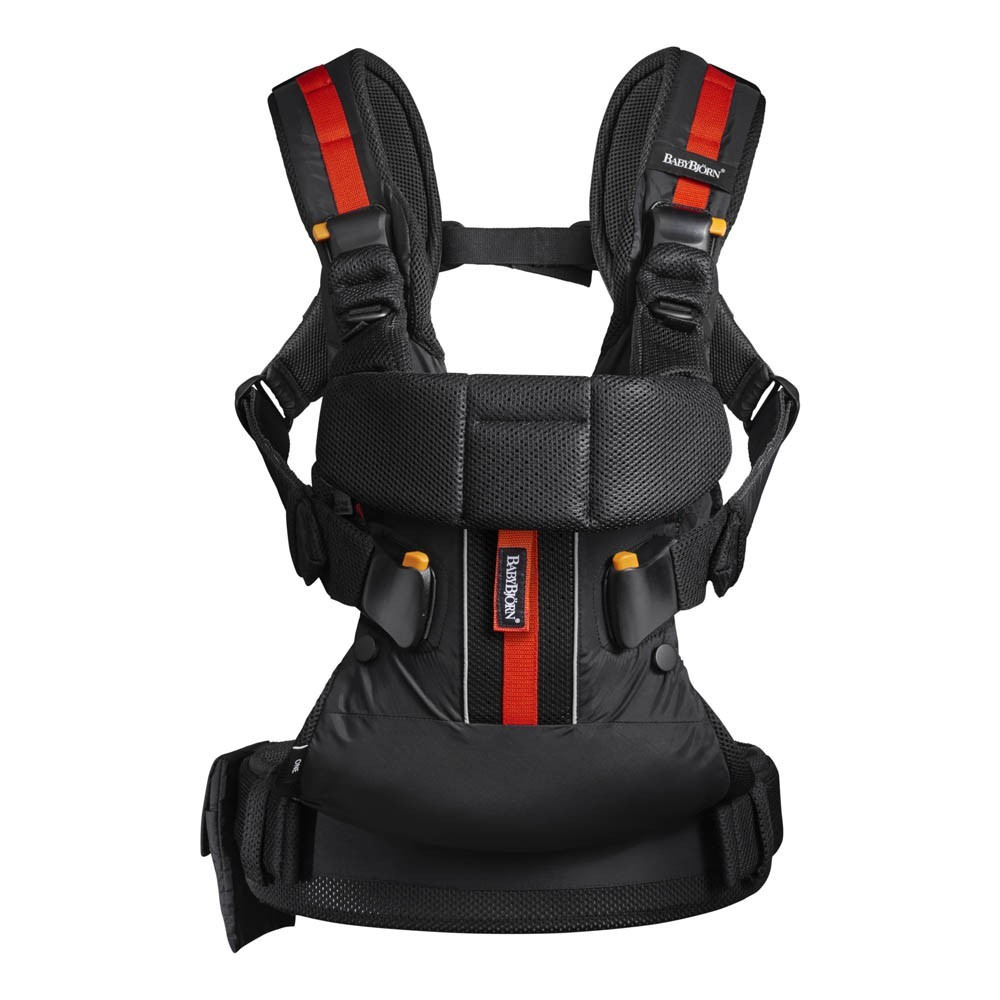 Baby Bjorn: Carrier One Outdoors - Black image