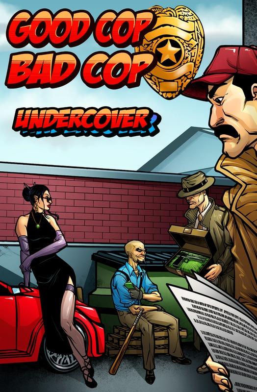 Good Cop Bad Cop - Undercover Expansion