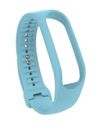 TomTom Touch Strap - Azure Blue/Small