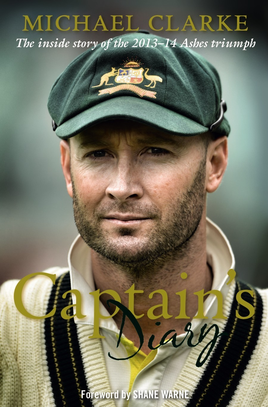 Captain's Diary by Michael Clarke image