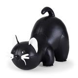 Zuny: Bookend Classic Cat (Black)