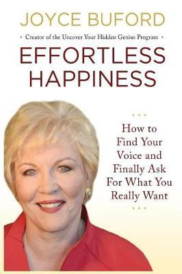 Effortless Happiness by Joyce Buford