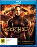 The Hunger Games: Mockingjay Part One on Blu-ray