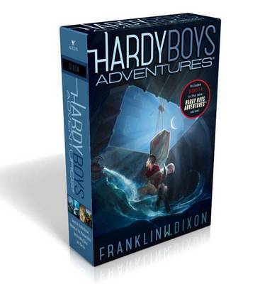 Hardy Boys Adventures by Franklin W Dixon image