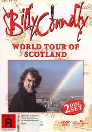 Billy Connolly - World Tour Of Scotland (2 Disc Set) on DVD image