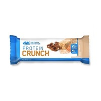 Optimum Nutrition: Protein Crunch Bars - Toffee & Pretzel (Single)
