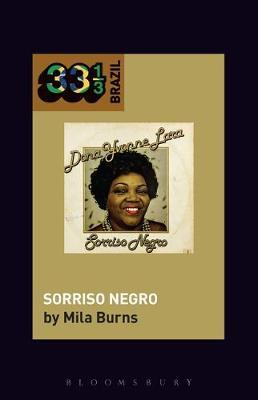 Dona Ivone Lara's Sorriso Negro by Mila Burns image