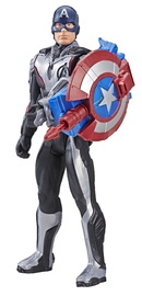 "Avengers Endgame: Power FX Captain America - 12"" Titan Hero Figure"