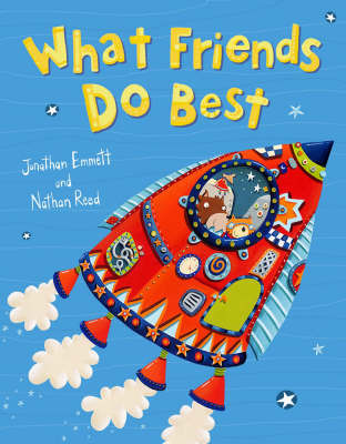 What Friends Do Best by Jonathan Emmett image