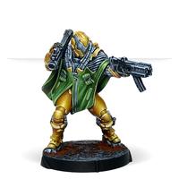 Infinity: Zhēnchá, Armored Reconnaissance Regiment (Submachine Gun) image