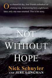 Not without Hope by Nick Schuyler image
