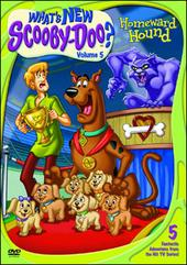What's New Scooby Doo Vol 5: Homeward Hound on DVD
