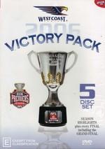 AFL - West Coast Eagles: 2006 Victory Pack (5 Disc Set) on DVD