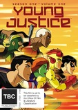Young Justice - Season 1 Volume 1 DVD