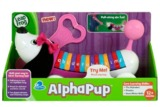 LeapFrog AlphaPup Pull Toy - Pink