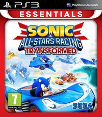 Sonic & All-Stars Racing Transformed (PS3 Essentials) for PS3