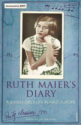 Ruth Maier's Diary by Ruth Maier image