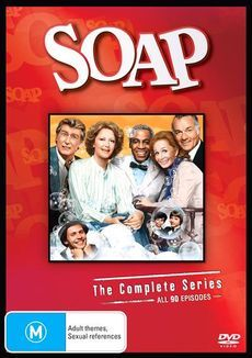Soap - The Complete Collection on DVD