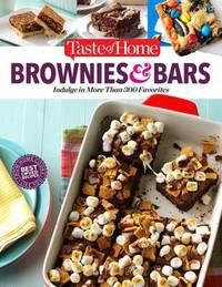 Taste of Home Brownies & Bars by Editors at Taste of Home