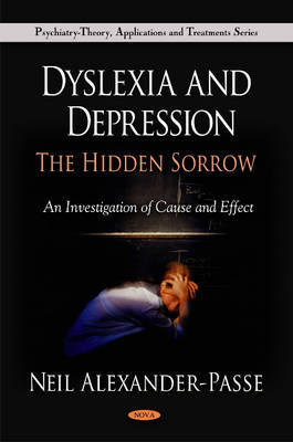 Dyslexia & Depression by Neil Alexander-Passe image