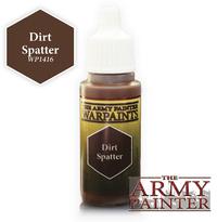 Dirt Spatter Warpaint