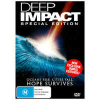 Deep Impact: Special Edition on DVD