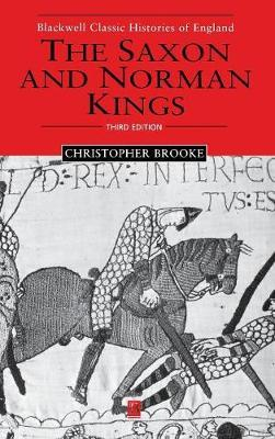 The Saxon and Norman Kings 3E by Christopher N L Brooke image