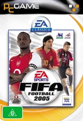 FIFA 2005 (Classics) for PlayStation 2