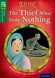 Oxford Reading Tree TreeTops Time Chronicles: Level 12: The Thief Who Stole Nothing by Roderick Hunt