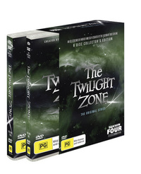 Twilight Zone, The - The Original Series: Season 4 - Collector's Edition (6 Disc Box Set) on DVD image