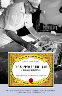 The Supper Of The Lamb by Robert Farrar Capon image