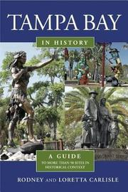 Tampa Bay in History by Rodney Carlisle