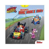 Disney Mickey and the Roadster Racers: Mickey's Big Race Day image