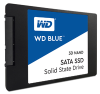 """250GB WD Blue 3D Nand - 2.5"""" SATA Internal SSD"""