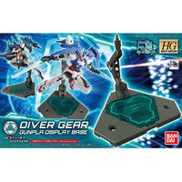 HGBC Diver Gear -Model Kit image