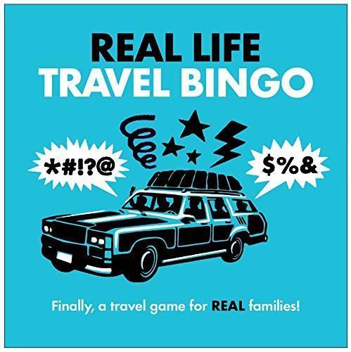 Real Life - Travel Bingo