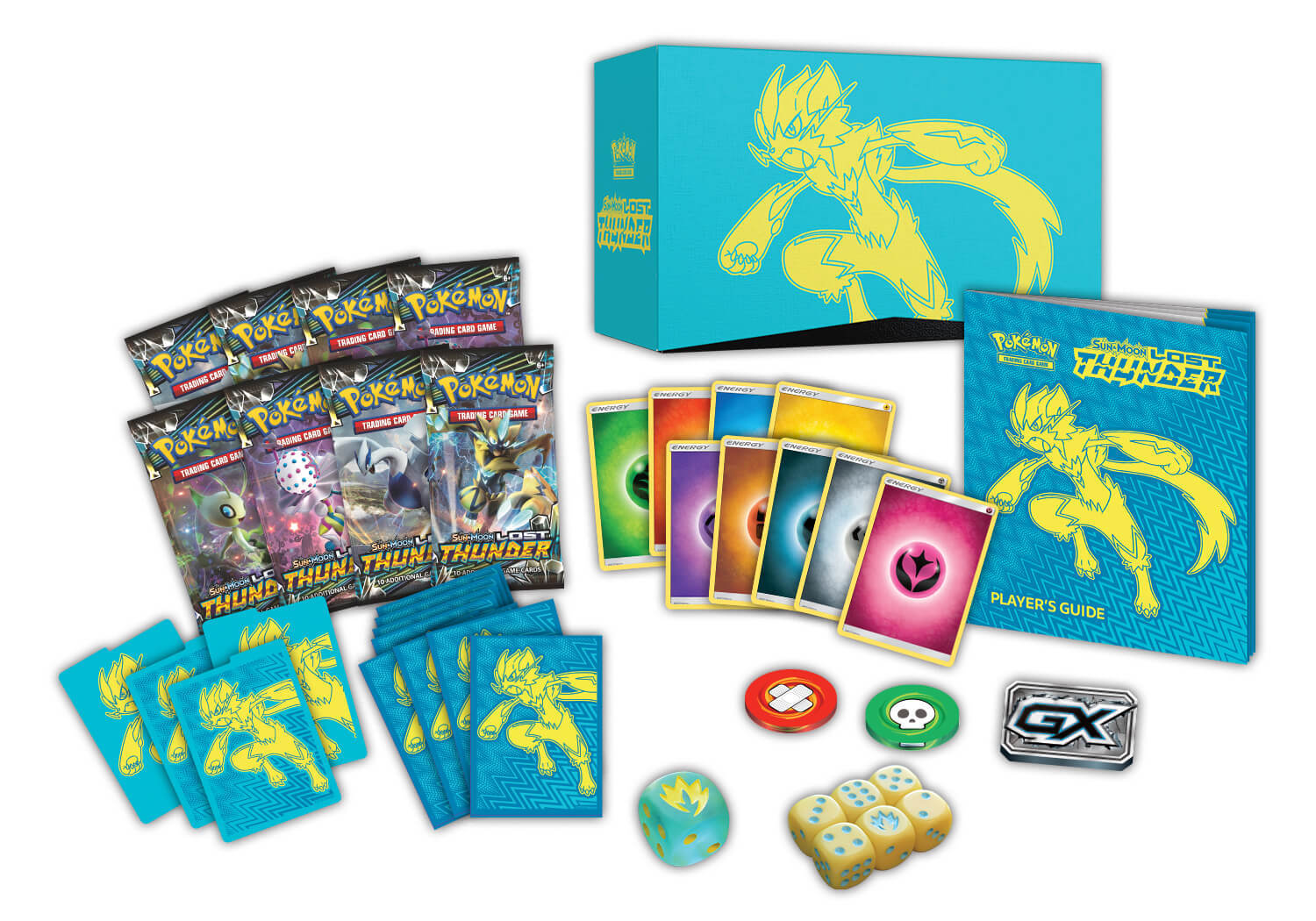 Pokemon TCG: Lost Thunder - Elite Trainer Box image