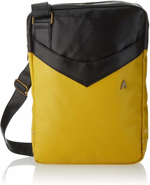 Star Trek: The Original Series - Uniform Laptop Bag (Gold)