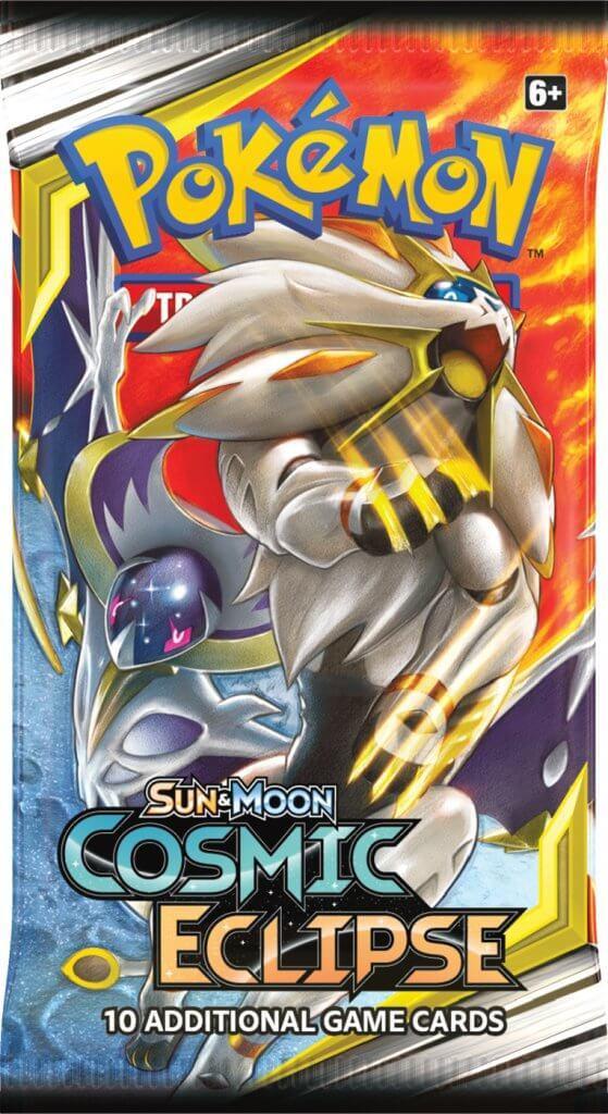 Pokemon TCG: Cosmic Eclipse Booster image